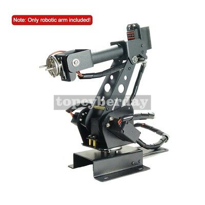 6-Axis Robot Arm 6DOF Robotic Arm Industrial Mechanical Arm, Only Arm