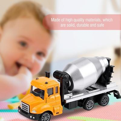 1/64 Model Pull-back Vehicle Fire Fighting Car Engineering Truck Kids Toy Gift