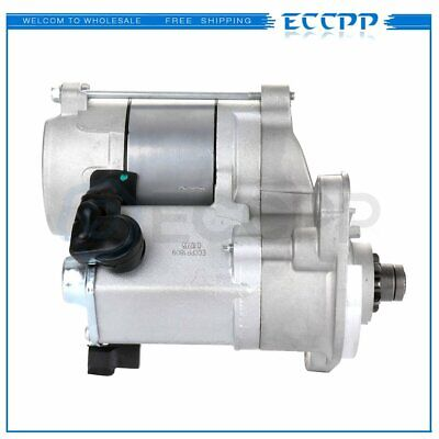 Starter For Toyota 5FG-18 5FG-20 5FG-23 5FG-25 4P Engine 16674 16737 16790 16831