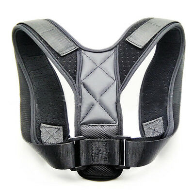 Posture Corrector Support Back Shoulder Brace Belt For Men Women BRV