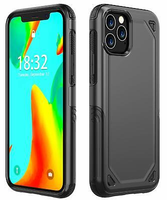 For Apple iPhone XR (6.1'')Shockproof Protection Rubber Armor Bumper Case Cover