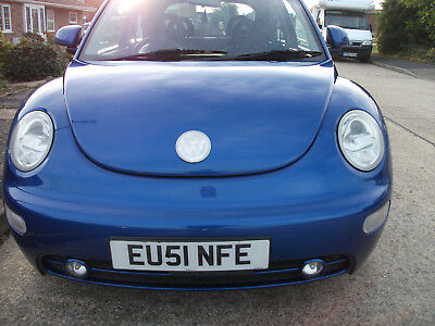 Vw Beetle 20 Valve Turbo 2001 In Excellent Condition For The Age Aircon