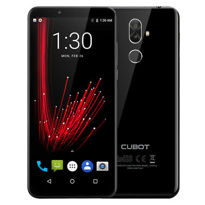 Cubot X18 Plus 5.99 Zoll 4G Smartphone Android 8.0 Octa Core 4+64GB ohne Vertrag