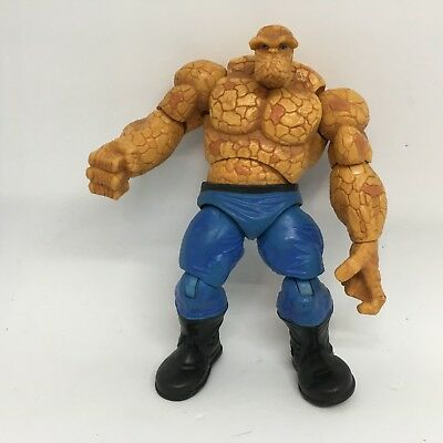 "Marvel Legends Universe The Thing 3.75"" Action Figure Loose"