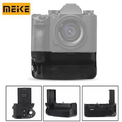 Pro Meike MK-A9 Handle L-bracket Vertical Battery Grip Holder for Sony A7III Cam