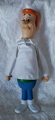 """Applause George Jetson Doll Plush 12"""" The Jetsons 1990 Vintage"""