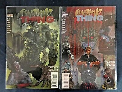 Swamp Thing 141-150 - Near Mint - DC Comic Books - VERTIGO Comics