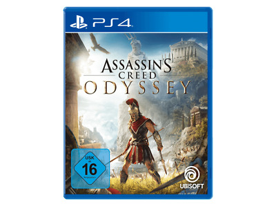 Assassin's Creed Odyssey - PlayStation 4 NEU OVP