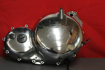 99 00 01 02 03 Yamaha Road Star Xv1600 Clutch Side Engine Motor Cover