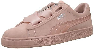 White £74 Puma Basket Heart Patent Trainerssf32Rrp Womens 99 cjLq35A4RS