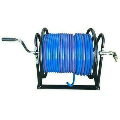 Mountable Hose Reel with Proline Air Compressor hose in 10mm & 12mm up to 100m
