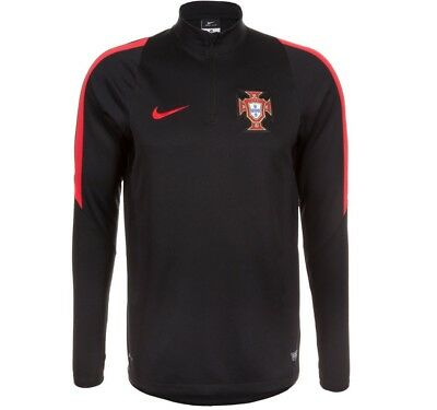 Drill Top Felpa Allenamento Training Sweatshirt tg XL Nike Portogallo Mezza  Zip a75cbbae5072