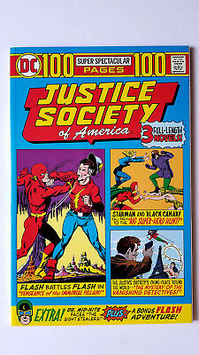 Justice Society of America 100-Page Super-Spectacular (2000 DC) VF/NM