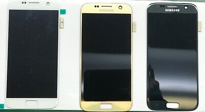 Samsung Galaxy S7 Complete LCD Replacement Repair Mail in Service