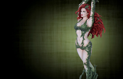 Yamato Fantasy Figure Gallery: DC Comics Collection: Poison Ivy Statue