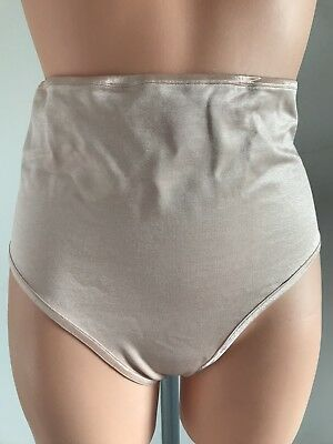 12f3bd772b31 Smooothees at ASOS Shaping Control high waist Thong Nude size XL (K7/15)