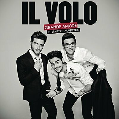 Il Volo-Grande Amore (International Version) Cd New