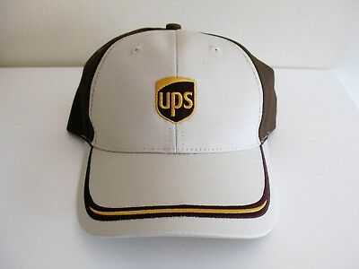 UPS Cargo Airlines / LOGO HAT - NEW with out tags - one size fits all -  EX COND