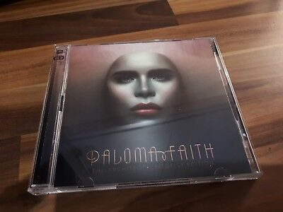 Paloma Faith Cd THE ARCHITECT Zeitgeist Edition