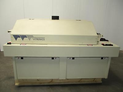 Vitronics ISOTHERM 500S Reflow Oven 5 Zone 64 In Tunnel 12? x 20? max PCB board
