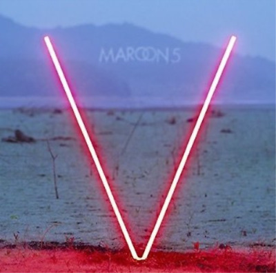 Maroon 5 - V - Cd + Digital Copy CD NEW