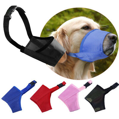 Puppy Mouth Control Head Collar Halter Dog Safety Muzzle Pet Accessories