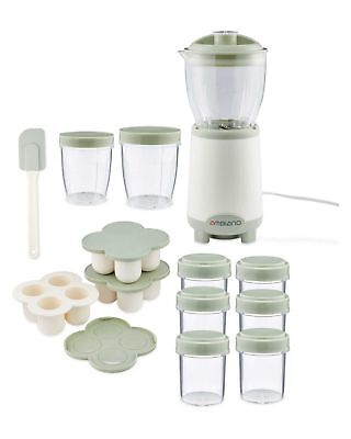 Ambiano Baby Food Nutrient Blender Processor Smoothies For Babies Complete Set