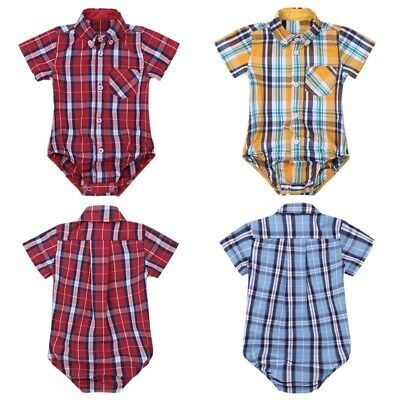 dbf293b327f6 NEWBORN BABY BOYS Infant Kids Superhero Rompers Playsuit Outfits ...