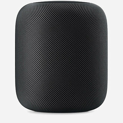New Apple HomePod Digital Media Streamer Space Gray Sepaker VAT FREE