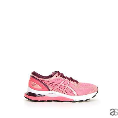 design intemporel 8f0cd fa435 ASICS GEL NIMBUS 21 Chaussures Course Femme 1012A156 700