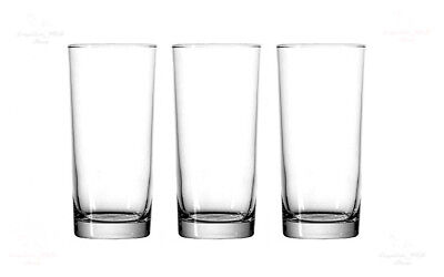 ab8e4d26921 Heavy Base Highball Drinking Glasses 15 oz (Set of 12) Home Pub Bar  Restaurant