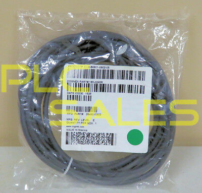 COGNEX CCB-84909-0209-15In-Sight Power IO Breakout Cable 185-0096   *NEW*