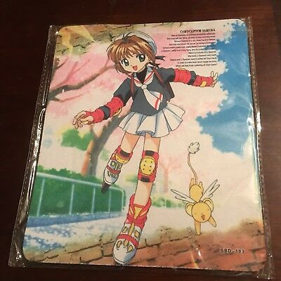 Card Captor Sakura Mouse Pad