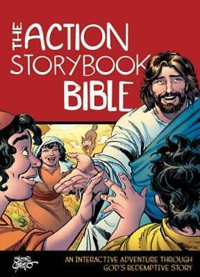 The Action Storybook Bible: An Interactive Adventure Through God's Redemptive