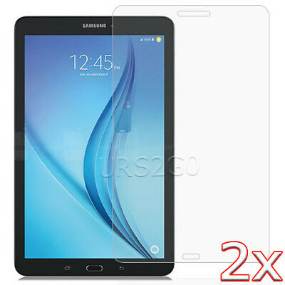 "2-Pack Full Tempered Glass Screen Protector for Samsung Galaxy Tab E 8.0"" T377R"