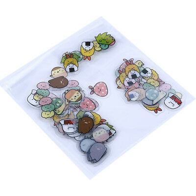 Cartoon Cute DIY Decorative Sticker Dairy Album Paper Notebook Craft Decor Z