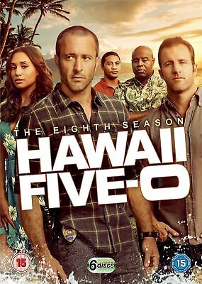 Hawaii Five-O Season 8 Complete Full Season 8 Dvd Brand New And Sealed
