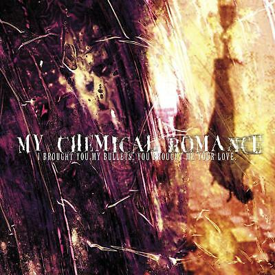 My Chemical Romance – I Brought You My Bullets.. Picture Disc Vinyl Lp New
