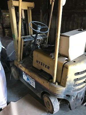 Hyster Forktruck - Spares and Repairs