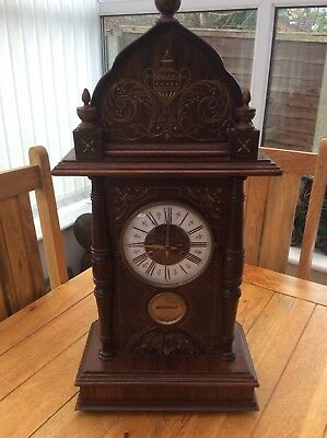 Smiths Enfield D Luvate Antique Large Clock