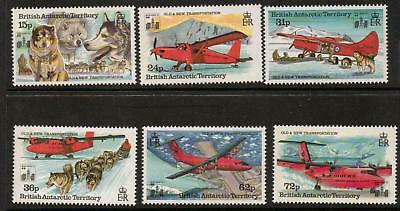 British Antarctic Terr. Sg230/5 1994 Hong Kong Mnh
