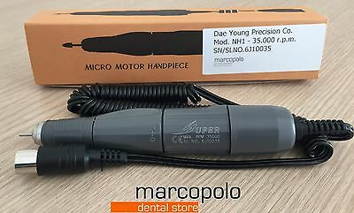 Manipolo Micromotore Dentale DaeYoung NH1 dental lab micromotor handpiece 35000