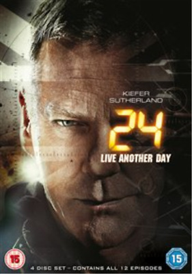 Kiefer Sutherland, William ...-24: Live Another Day DVD NEW