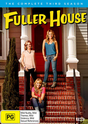 Fuller House: Season 3  - DVD - NEW Region 4