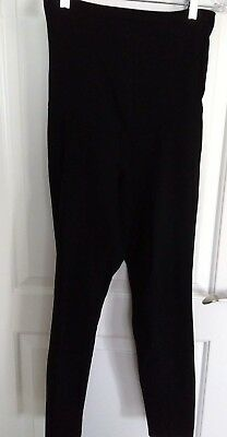 ff43e7270c533 A PEA IN THE POD MATERNITY BLACK STRETCH SKINNY PANTS Size L ...