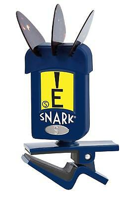 Snark Chromatic Guitar & Bass clip on Tuner with Pick Holder - N5 - Napoleon