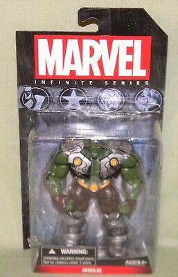 "Marvel Universe HULK Infinite Series 2014 Wave 1, 3.75"" Action Figure Armored"