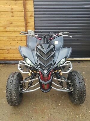 Yamaha raptor 700r special edition 2007 700cc road legal atv quad r1 450 px swap