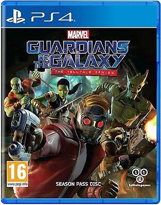 MARVEL Guardians of the Galaxy - Telltale | PlayStation 4 PS4 New (4)