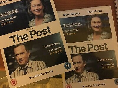 The Post [2018] (DVD)